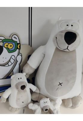 Grote knuffel ijsbeer...