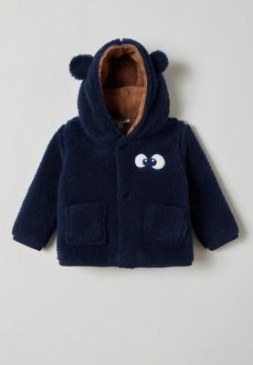 Unisex jas donkerblauw...