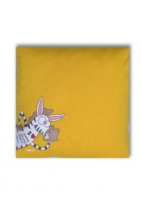 Kussensloop geel 1911PLWS650