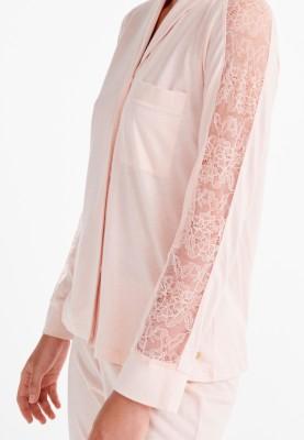 Dames pyjama licht roze...