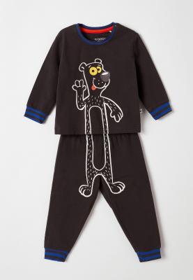 Jongens pyjama antraciet...