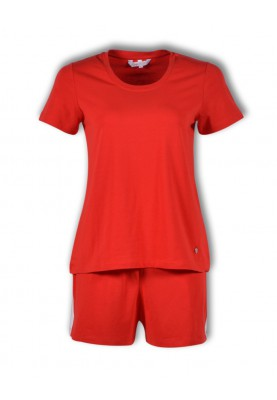 Dames top fel rood 1915LHWZ400