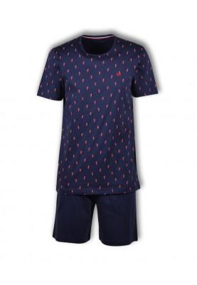 Heren pyjama vogels...