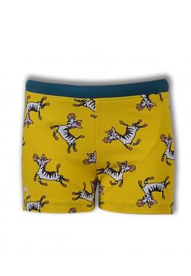 Jongens zwembroek zebra...