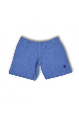 Jongens short blauw...