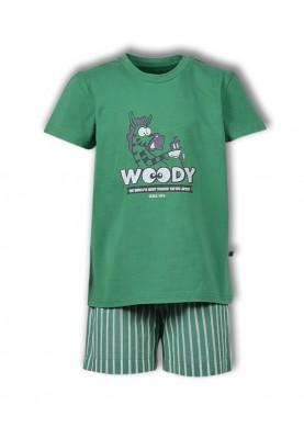 Jongens pyjama groen...