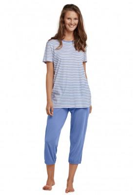 Dames pyjama ocean blue...