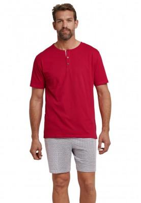Heren pyjama red   K 166158500