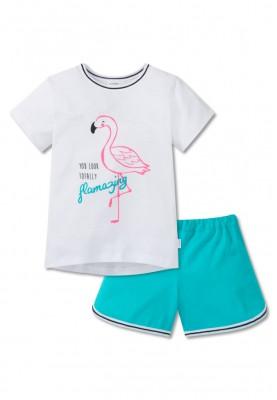 Meisjes pyjama white   K...