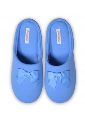 Dames pantoffels blauw...