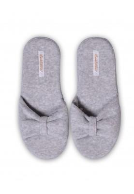 Dames pantoffels light grey...