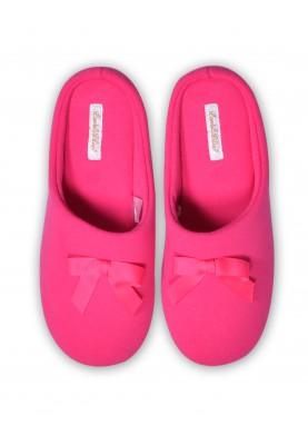 Dames pantoffels fuchsia...