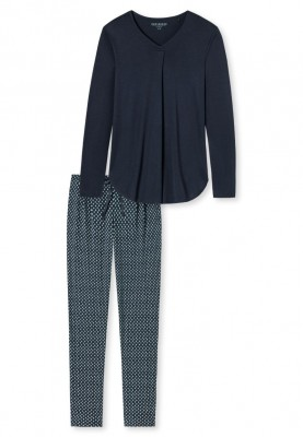 Dames pyjama nightblue...