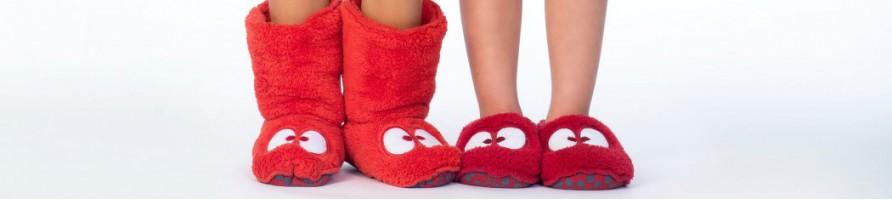 Pantoffels en kousen