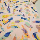Hier schijnt de zon en fluiten de vogeltjes volop. Zéker in onze etalage ☀️🐦. Met wat extra sparkles bij ✨😄. . 🤫 Vrolijke collectie van Woody Studio, zo te vinden op onze site en in de winkel. . #mei #leggenallevogelseenei #behalvedekoek #endegriet #diewillenniet #vrolijk #ondergoed #pyjama #slaapkleed #voorgrootenklein #moutonaalst