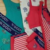 Weetje-van-de-dag : octopussen zijn kleurenblind 🐙  Al knallen de nieuwe ondergoed en baby-body setjes wél in deze mooie kleuren 🤩 💙💚💛🧡❤️  We present : thema #octopus!  #wondergoed #ondergoed #woodyworldofficial #moutonaalst