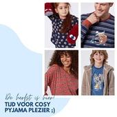 Een herfst zonder plezante pyjama party's, dat is als een chocomelk zonder choco. 😉🍫☕  ☑️ Rondlopen op pantoffel wolkjes ☑️ Plezantsie die Onesie ☑️ Wegkruipen onder zetel dekentjes ☑️ Knuffelige kamerjassen ☑️ Heerlijke Homewear ☑️ L'amour pour velours ...  PS grootste keuze nieuwe herfst en winter pyjama collecties vind je nu in onze winkel 👈  #moutonaalst #pyjamaparty #voorgrootenklein #herfst #nieuwecollecties #metdeglimlach #sinds1872